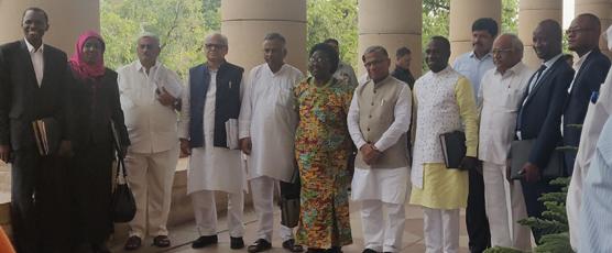 High Commission of India Kampala, Uganda